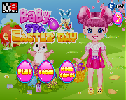 Baby Spa For Easter Day