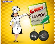 Chef Fashion Dressup