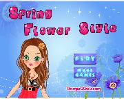 Spring Flower Style